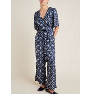 NWT Anthropologie Laia Jumpsuit